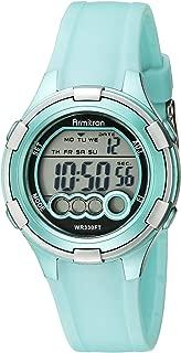 Armitron Sport Women's 45/7053 Digital Resin Strap Watch