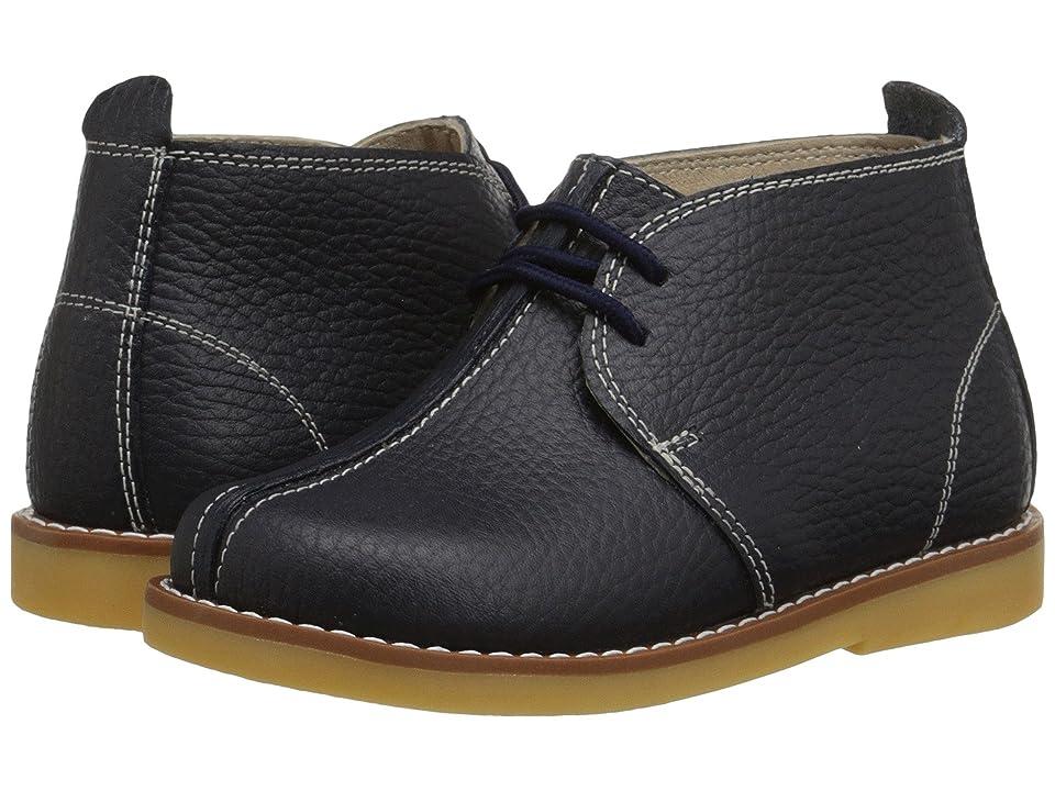 Elephantito Vintage Bootie (Toddler/Little Kid/Big Kid) (Navy) Boys Shoes