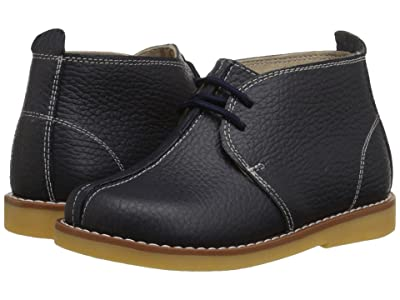 Elephantito Vintage Bootie (Toddler/Little Kid/Big Kid) (Navy) Boys Shoes