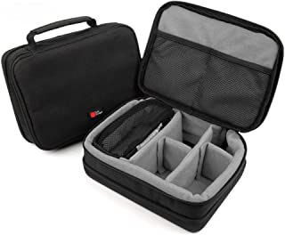 DURAGADGET Protective EVA Case (in Grey) - Suitable for The Vibe-Tribe Troll