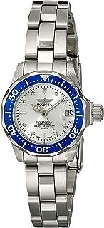 Invicta 14125 Pro Diver Reloj de pulsera de acero inoxidable para mujer