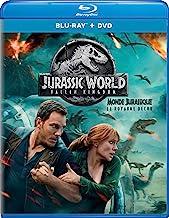 Jurassic World: Fallen Kingdom [BD Combo Pack] [Blu-ray]
