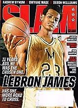 SLAM B-Ball Magazine (July 2012) LEBRON JAMES One More Road to Cross