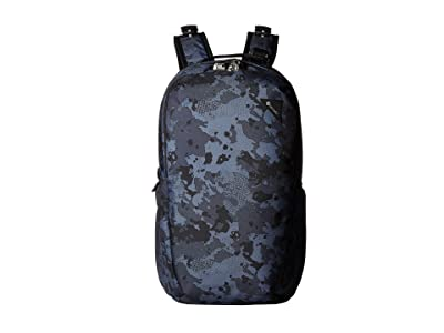 Pacsafe Vibe 25 Anti-Theft 25L Backpack (Grey Camo) Backpack Bags