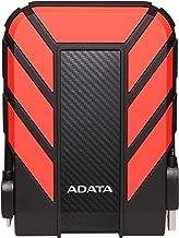 ADATA HD710 Pro 3TB External Hard Drive, Red (AHD710P-3TU31-CRD)