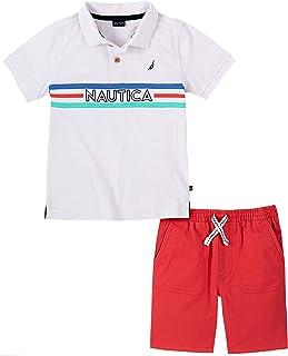 Nautica Sets (KHQ) Boys' Polo Shorts Set