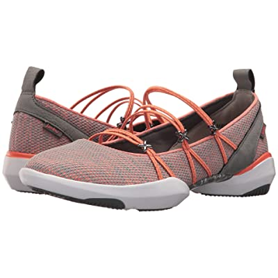 Jambu Cheyenne Vegan (Orange/Grey) Women