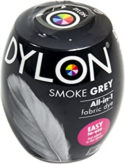 Dylon Machine Dye Pod Box of 3 Smoke Grey, 25 x 10 x 4 cm