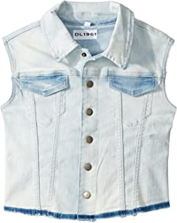 Bleached Vest (Big Kids)