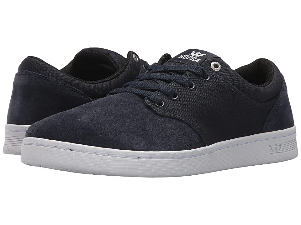 Supra Chino Court (Navy/White) Men