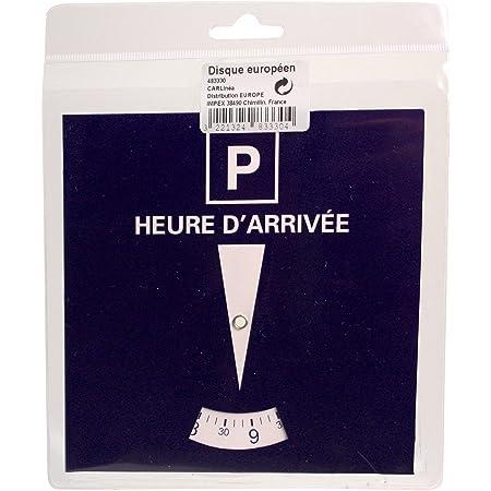 Carlinea 483330 Disque de stationnement Zone bleue