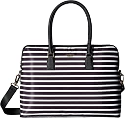 15 Inch Nylon Satchel Laptop Case