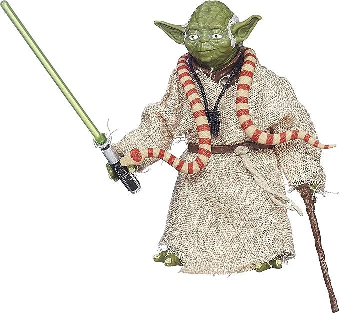 Star Wars The Black Series #6 Yoda Figure