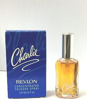 Charlie Original Cologne Spray .5 Fl Oz Travel Size