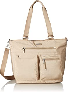 Baggallini Women's New Classic Any Day Tote with RFID Phone Wristlet