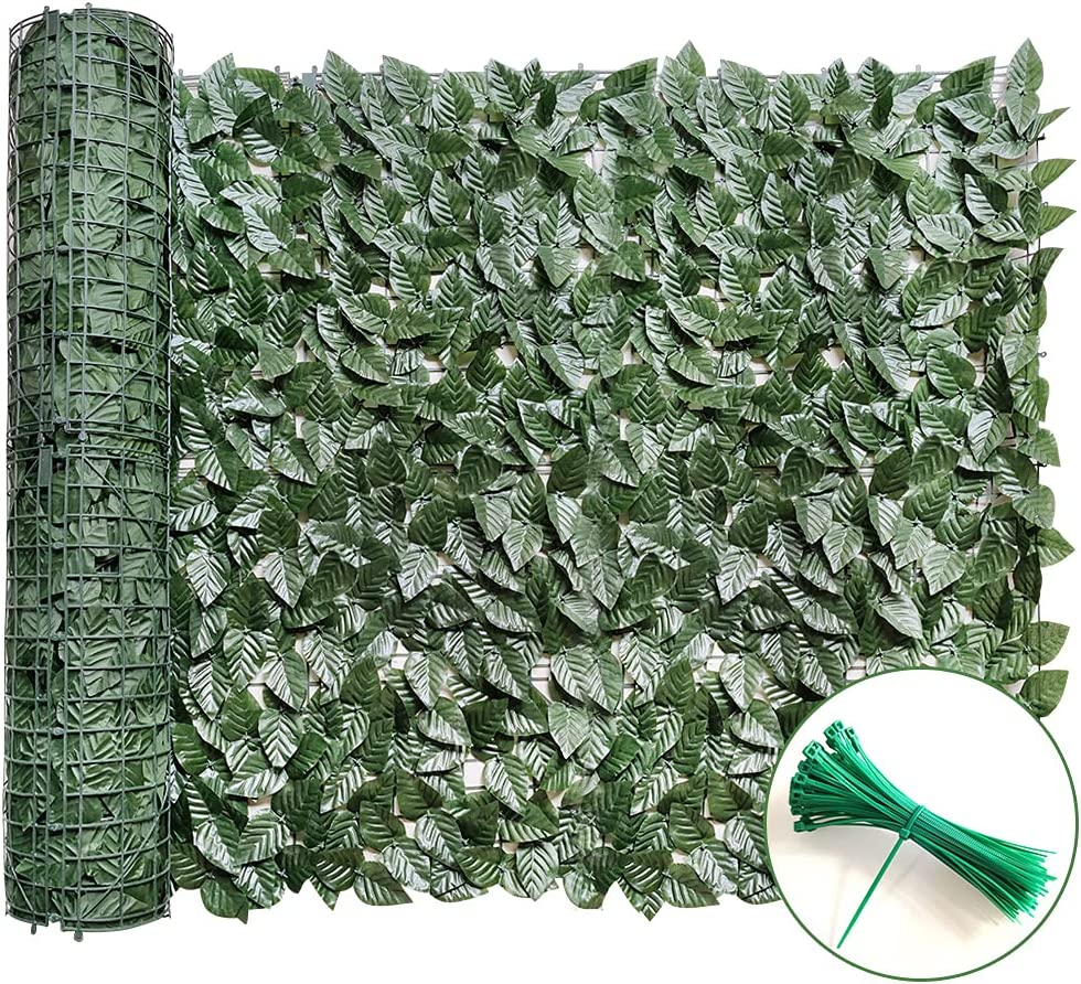 LSEN Artificial Leaf Fence Privacy Quantity limited Ranking TOP1 Screen Fau Hedges