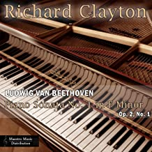 Ludwig van Beethoven: Piano Sonata No. 1 in F Minor, Op. 2 No. 1