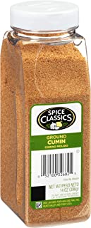 Spice Classics Ground Cumin, 14 oz