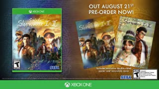 Shenmue I & II - Classics HD Edition - Xbox One