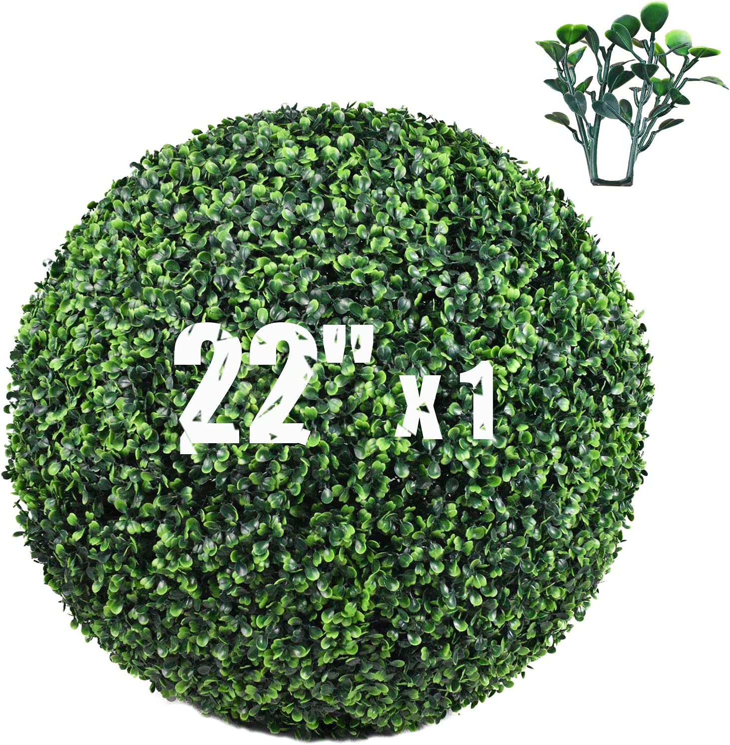 Hedge Maze 4 Layers Artificial Spring new work Pre-Assembl 2021 autumn and winter new Topiary Boxwood Ball