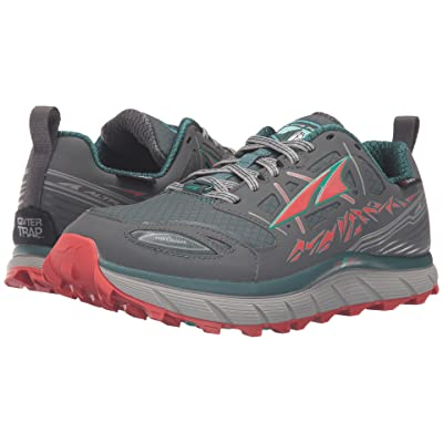 Altra Footwear Lone Peak 3 Neoshell (Gray/Blue) Women