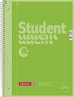 Brunnen 1067928152 Notizblock / Collegeblock Student Colour