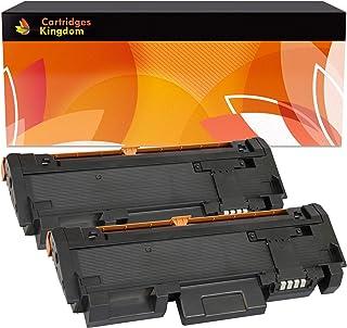 Cartridges Kingdom MLT-D116L Pack de 2 Compatibles Cartuchos de Tóner para Samsung Xpress M2625 M2625D M2675 M2675F M2675FN M2825 M2825DW M2825ND M2835DW M2875 M2875FD M2875FW M2875ND M2885 M2885FW