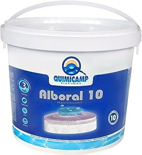 Quimicamp 201205 - Cloro Rapido Alboral 10 Efect T-250G 5Kg