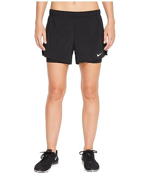 Nike Flex 2-in-1 Short at Zappos.com bdcbea081ef74