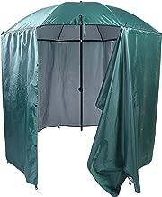 DDYOUTDOOR Portable Waterproof Camping Beach Fishing Picnic Shade Tent Canopy Umbrella Sunshade Cabana Sun Shelter