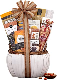 gourmet thanksgiving gift baskets