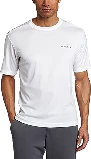 Columbia Men's Regular, White, Large