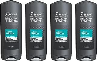 Dove Men + Care Lavado de Cuerpo, Aqua Impacto 18oz, Aqua impacto