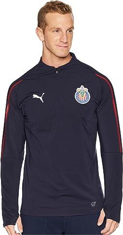 Chivas 1/4 Zip Top