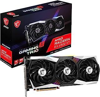 MSI Radeon RX 6900 XT GAMING X TRIO 16G グラフィックスボード VD7547