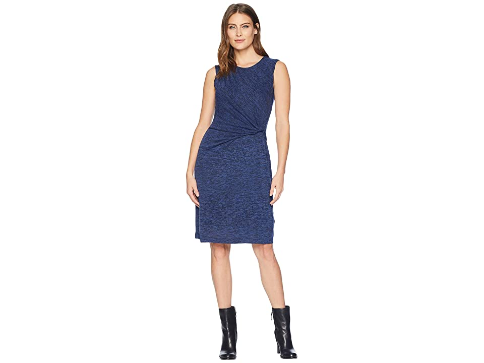 NIC+ZOE Every Occasion Twist Dress (Mineral) Women