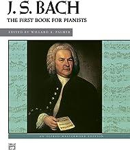 Pianist Bach