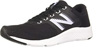 new balance Women's `068 Black Running Shoe-6.5 UK (8.5 US) (W413CB1)