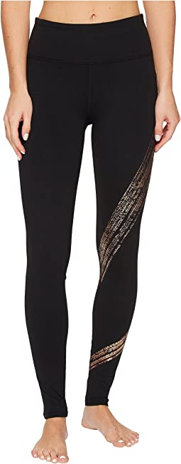 Threads 4 Thought - Om Leggings