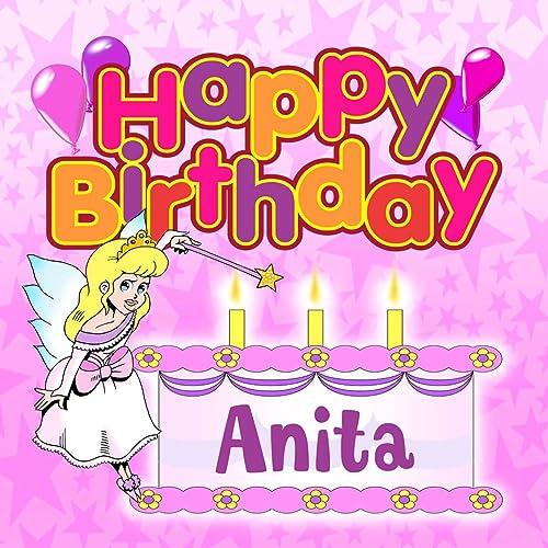 Happy Birthday Anita Happy Birthday Images