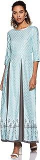 Aurelia Rayon Pleated Dress