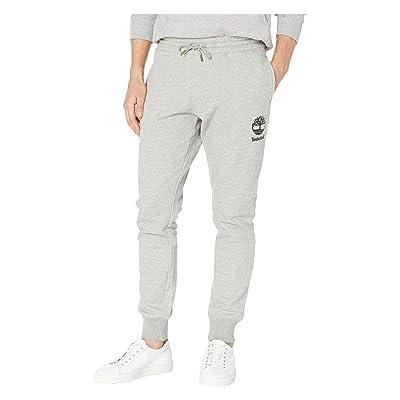 Timberland Premium Embroidery Sweatpants (Medium Grey) Men