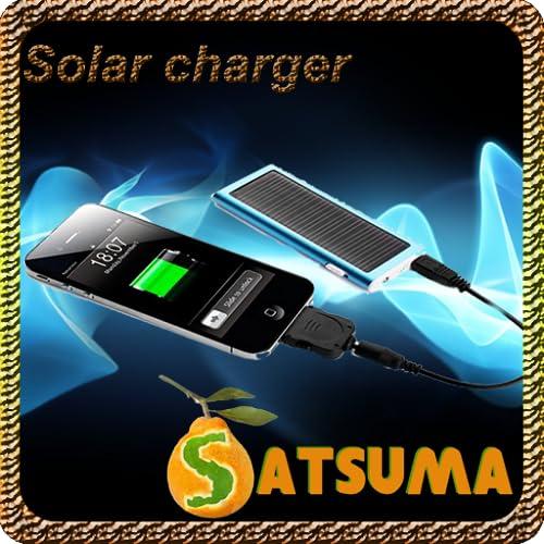 Carregador solar de