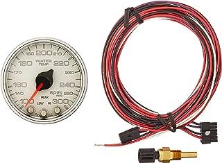 Digital Stepper Motor Oil Temp 140-280/ºf 2 1//16 Auto Meter AutoMeter 19640 Pro-Cycle Gauge Black