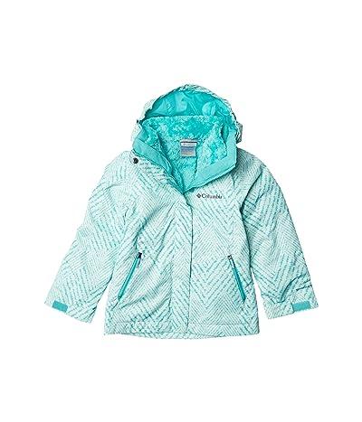 Columbia Kids Bugabootm II Fleece Interchange Jacket (Little Kids/Big Kids) (Dolphin Chevron Print) Girl