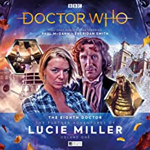 The Eighth Doctor Adventures - The Further Adventures of Lucie Miller