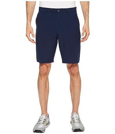 adidas Golf Ultimate 9 Shorts (Collegiate Navy) Men