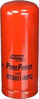 Baldwin Heavy Duty BT8851-MPG Hydraulic Filter,3-3/4 x 9-19/32 In