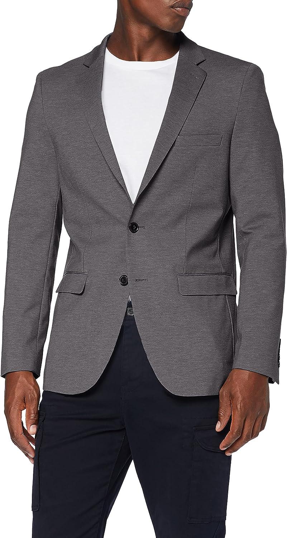 Amazon Brand - Meraki Men's Casual Comfort Jersey Blazer