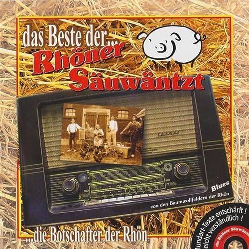 buy online 64970 60c30 Über Rhöner Unterwäsche by Die Rhöner Säuwäntzt on Amazon ...